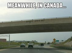 Canadians and their gangsta graffiti