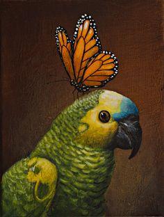 Fabulous Fascinator #1 by Kevin Sloan