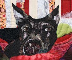 Vegas the Wonder Dog by Lisa Bowles