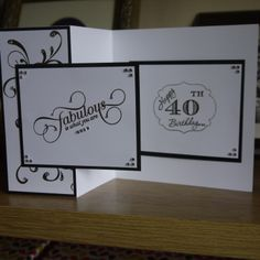 Joy Fold card, Gold embossed, Stampin Up, Million and One, Memorable Moments, Everything Eleanor.