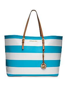 handbag, michael kors, travel medium, set travel, medium stripe