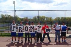 21 Ways to  Ask to Prom