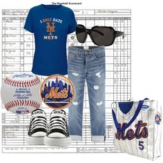Outfit -- New York Mets
