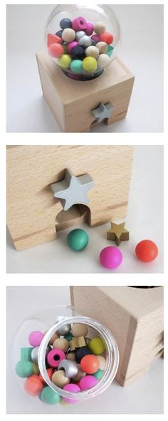 Lovely #wooden #toy who needs plastic!