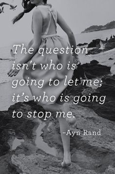 doing me quotes, ayn rand quotes, determination quotes, you let me go quotes, fitting in quotes