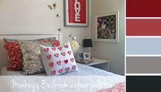 Tween Bedroom Makeover Colours