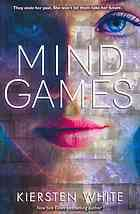 games, books, dead game, mind game, psychic, mind reader, the rules, kiersten white, young femal