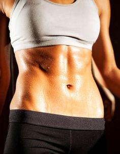 I want that stomach... enough said