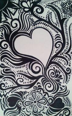 Sharpies on Pinterest | Sharpie Art, Sharpie Mugs and Ron ... Sharpie Art Flowers