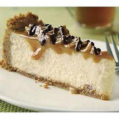 Caramel Pecan Cheesecake Allrecipes.com