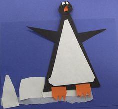 Lesson for kindergarten shape unit