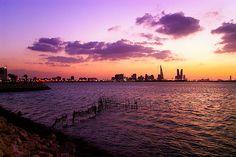 Manama Sunset - Bahrain