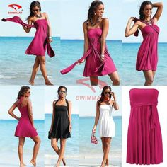 multi wrap swimsuit cover up