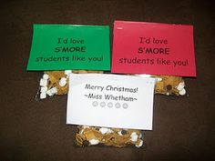 Great gift ideas for my students :)