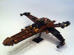 #LEGO Steampunk + LEGO Star Wars--Geek Heaven!  (2)