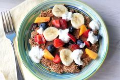The Rookie Cook: Fruity Oatmeal Breakfast Cookie