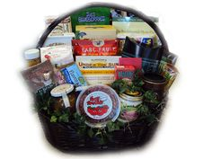 Super Deluxe Heart Health Gift Basket