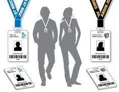 ID Cards with tracking embedded