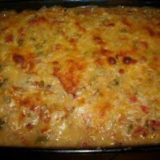 Rotel Chicken Mexican Casserole