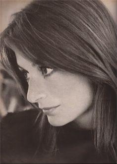 Anouk Aimée, French actress