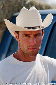 wish he would wear a hat!