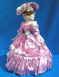 Madam Dorcey Creations Porcelain Doll Artist Proof 1990 | eBay