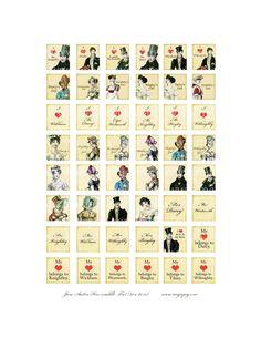 Jane Austen heroes