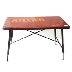 School Table by Moe's Home Collection