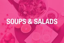 Try these soups and salads perfect for any night!