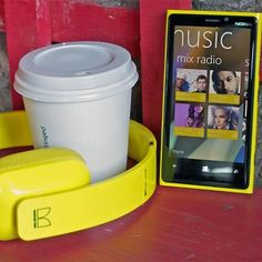 Start your morning with YELLOW. #nokia #yellow