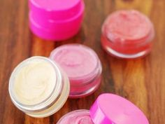 Two Ingredient Lip Gloss DIY {Makeup} Unpetroleum jelly and pearl dust from Wilton