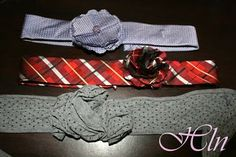 Someday Crafts: What Can You Do With Ties? (Updated)