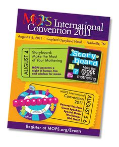 Nothing like MOPS Convention to get you refreshed and inspired! #MOPS_Int #MOPScv