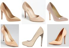 6 Classic Nude Pumps Perfect For Your Fall Date Outfits #nyc #fashion #dating
