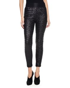 Sassy Sequin Pants