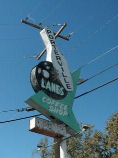 Porterville Lanes, Porterville, CA