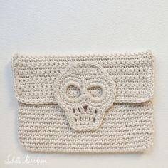Crochet skull...