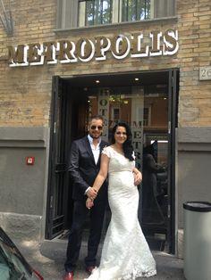 Georgia e Charisios Wedding in Rome, Congratulations!