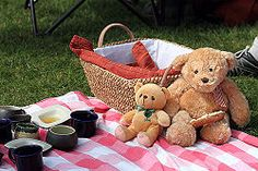 Teddy Bear Picnic games and ideas