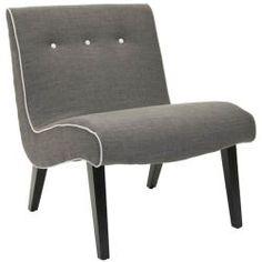 $263.99 Noho Grey Lounge Chair