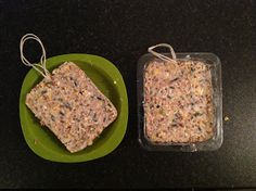 Easy Toddler Bird Feeders