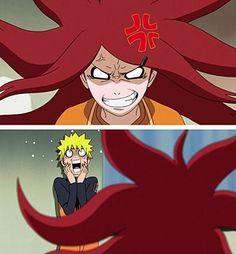 :D Naruto and Kushina