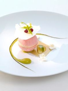 72. La vie, Osnabrück, Germany ♥ #Dessert #molecular  #gastronomy