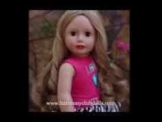 Visit our 18 inch Doll Store at www.harmonyclubdolls.com Today's Video shows the Best of Harmony Club Dolls 18 inch Doll Photo Gallery and Doll Clothes for American Girl.