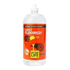 Best wood floor cleaner