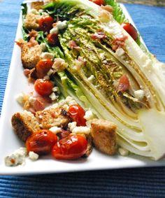 Charred BLT Salad