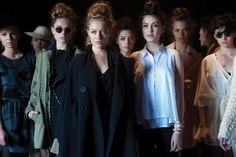 Fashion week aw 2009 | o.m.o. writes