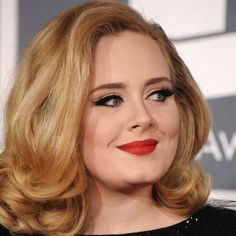 Loved adeles makeup @ the grammys