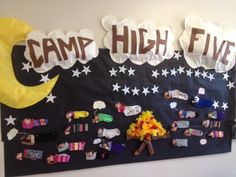 Bulletin board contest at Lakeshore Elementary!