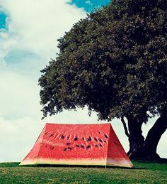 Perfect beach tent!